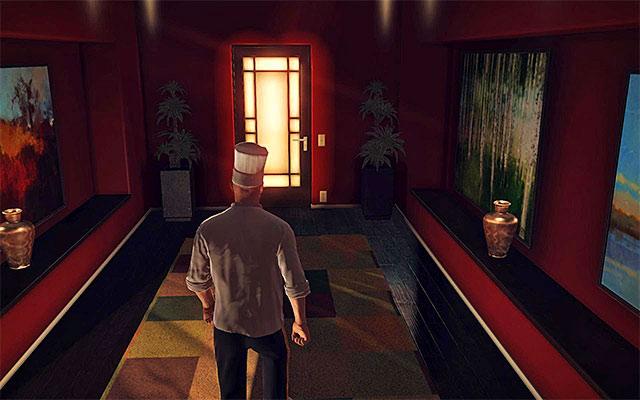 دنبال مسیر بسیار خطی - عمارت دوم طبقه - 1: قرارداد شخصی - هیتمن: Absolution - راهنمای بازی و گام به گام