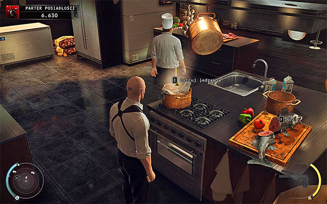 During exploration of the mansion (Mansion ground floor stage) you can find sleeping pills in the bathroom on a floor - 1: Personal Contract - Challenges - Hitman: Absolution - Game Guide and Walkthrough