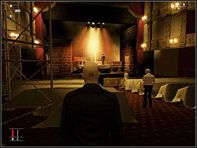 Now you're ready - Curtains Down - Walkthrough - Hitman: Blood Money - Game Guide and Walkthrough