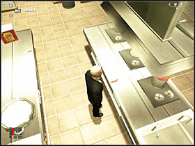 A sausage. - You Better Watch Out - Walkthrough - Hitman: Blood Money - Game Guide and Walkthrough