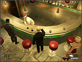 4 - You Better Watch Out - Walkthrough - Hitman: Blood Money - Game Guide and Walkthrough