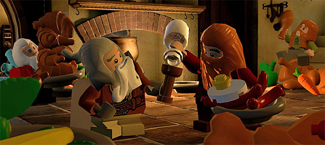 The guide for LEGO The Hobbit includes - LEGO The Hobbit - Game Guide and Walkthrough