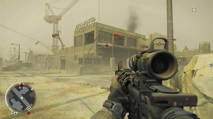homefront the revolution beyond the walls generator