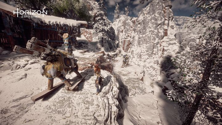 The area is small which means that you wont have any problems with finding all dummies - Where can I find Grazer dummies in Horizon Zero Dawn? - FAQ - Horizon Zero Dawn Game Guide