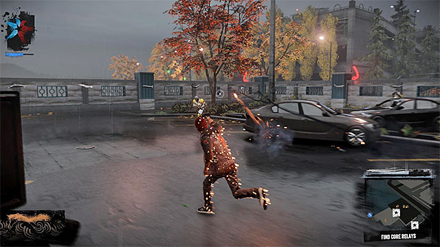 Eliminate all enemies on the yard and only then acquire a new power - 2: Catching Smoke - Walkthrough - inFamous: Second Son - Game Guide and Walkthrough