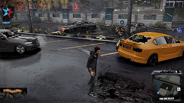 Subdue stunned soldiers - 2: Catching Smoke - Walkthrough - inFamous: Second Son - Game Guide and Walkthrough