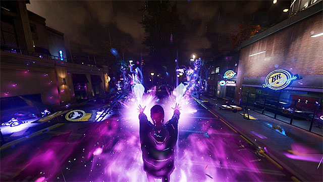 Radiant Sweep attack is very powerful and quite effective at the same time - 6: Light It Up - Walkthrough - inFamous: Second Son - Game Guide and Walkthrough