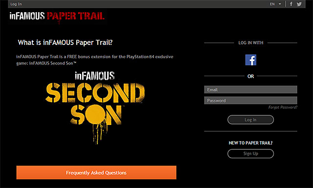 inFamous Paper Trail main page - Introduction - inFamous Paper Trail - inFamous: Second Son - Game Guide and Walkthrough