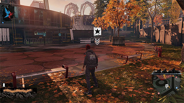 Starting point - 3: The Gauntlet - Walkthrough - inFamous: Second Son - Game Guide and Walkthrough