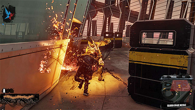 Eliminate enemy soldiers - 3: The Gauntlet - Walkthrough - inFamous: Second Son - Game Guide and Walkthrough