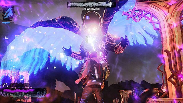 Use the strongest attacks again - 11: Heavens Hellfire - Walkthrough - inFamous: Second Son - Game Guide and Walkthrough