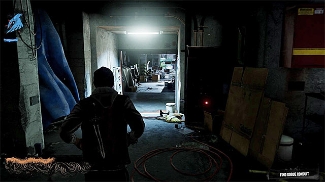 Another visit in the cellar - 11: Heavens Hellfire - Walkthrough - inFamous: Second Son - Game Guide and Walkthrough