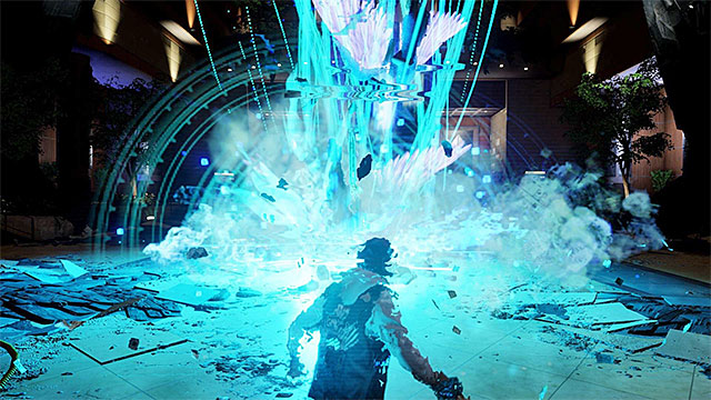 After you launch the special attack, the first phase of the fight will end. - 17a: Expose Augustine - defeating Augustine - Walkthrough - inFamous: Second Son - Game Guide and Walkthrough