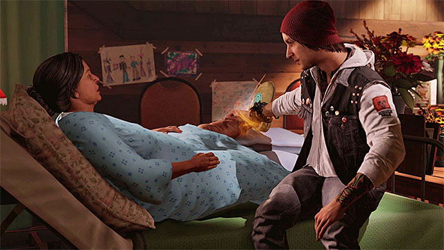 1 - 17a: Expose Augustine - defeating Augustine - Walkthrough - inFamous: Second Son - Game Guide and Walkthrough