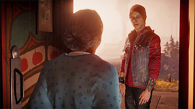 The bad ending - 17b: Kill Augustine - defeating Augustine - Walkthrough - inFamous: Second Son - Game Guide and Walkthrough