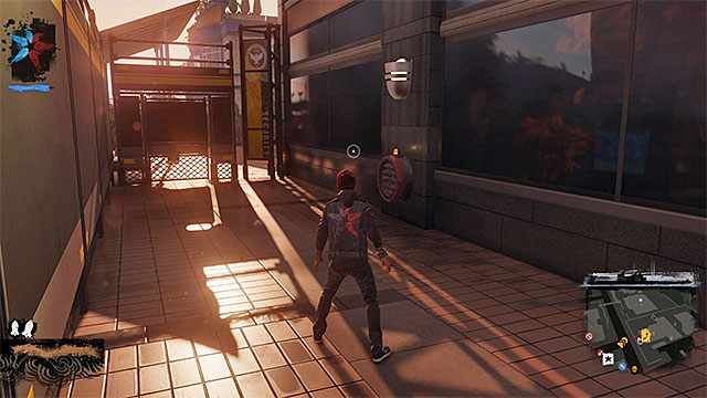 The exploration of game world in the Second Son, in comparison to the earlier installments, works in quite a different way, due to the fact that Delsin Rowe has a different array of skills from his predecessors - 1. Exploration - inFamous: Second Son in 10 Easy Steps - inFamous: Second Son - Game Guide and Walkthrough