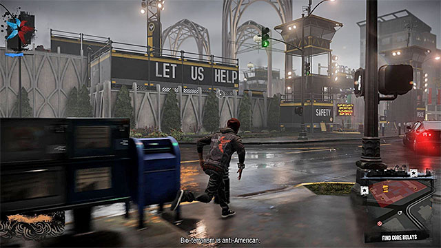 9 assuming control over districts infamous second son game guide rh guides gamepressure com Help for Guide Cover Help for Guide Cover