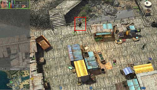 The last one mission in this region you get from Siavash, who is in the northern part of a marketplace - Yadong harbor [1] - Secondary missions - Jagged Alliance: Crossfire - Game Guide and Walkthrough