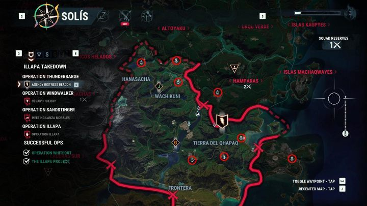 You can only move to certain locations. - How to unlock Fast Travel in Just Cause 4? - FAQ - Just Cause 4 Guide