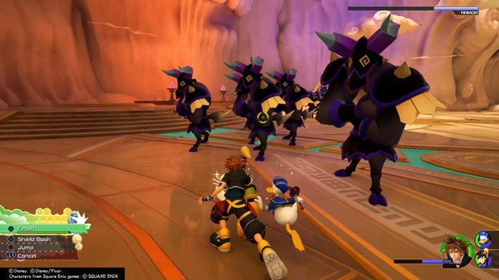 Name of the enemy - List of all enemies in Kingdom Hearts 3 - Universe - Kingdom Hearts 3 Guide