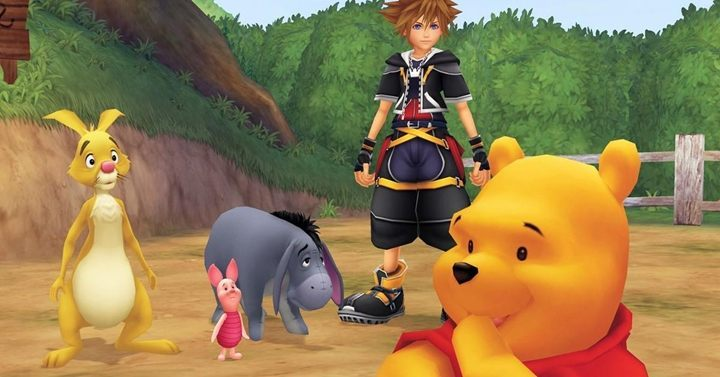 To access that world, you have to - How to unlock Hundred Acre Wood world in Kingdom Hearts 3? - FAQ - Kingdom Hearts 3 Guide