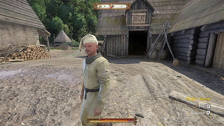 Youll have to reach the mill, located east of the Sasau Monastery - If You Cant Beat em | Main quests in Kingdom Come Deliverance - Main quests - Kingdom Come Deliverance Game Guide