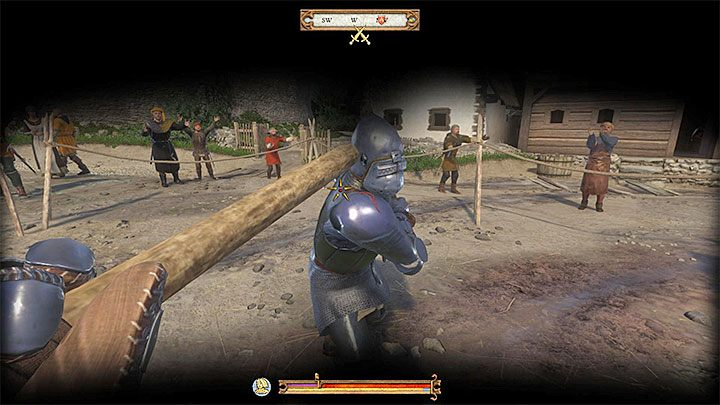 A more obvious solution is an honorable duel with Master Otto - Sasau | Side quests in Kingdom Come Deliverance - Side quests - Kingdom Come Deliverance Game Guide