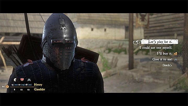 Cats paw is in the possession of a local player (Gambler) and you can often meet him at the tavern in the town of Sasau - Sasau | Side quests in Kingdom Come Deliverance - Side quests - Kingdom Come Deliverance Game Guide