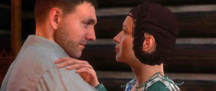 Note - leading this romance to its happy end will prevent you from acquiring the Virgin trophy - Lady Stephanie - At Your Service My Lady | Romances in Kingdom Come Deliverance - Romance - Kingdom Come Deliverance Game Guide