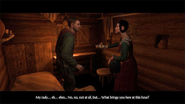 1 - Lady Stephanie - At Your Service My Lady | Romances in Kingdom Come Deliverance - Romance - Kingdom Come Deliverance Game Guide