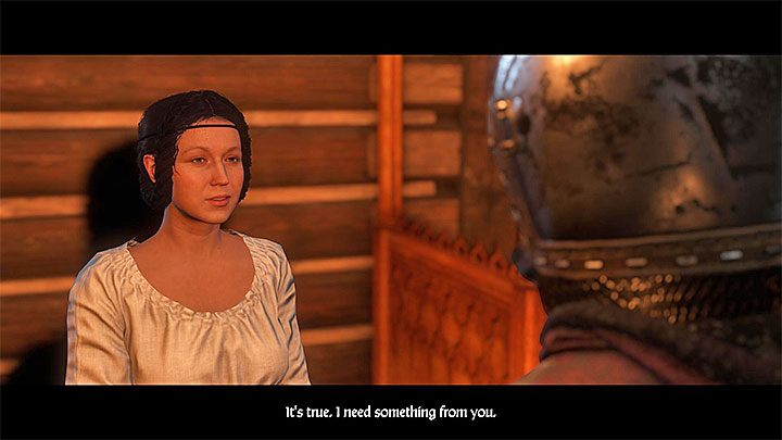 2 - Lady Stephanie - At Your Service My Lady | Romances in Kingdom Come Deliverance - Romance - Kingdom Come Deliverance Game Guide