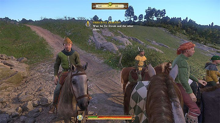 How to win the horse race in Talmberg (The Sport of Kings quest) in
