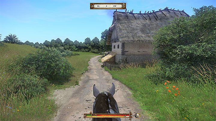 Find the Head Groom in the stable and ask him if he has a quest for you - Uzhitz | Side quests in Kingdom Come Deliverance - Side quests - Kingdom Come Deliverance Game Guide
