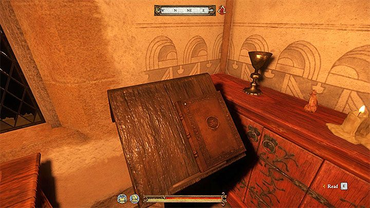 This is a minor quest that can be unlocked after asking Brother Nevlas about the other novices (complete Libri Prohibiti quest first) - Sasau Monastery (A Needle in a Haystack) | Side quests in Kingdom Come Deliverance - Side quests - Kingdom Come Deliverance Game Guide