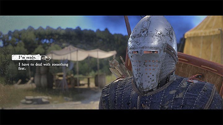 Talk to Sir Robard and youll get 450 groschen - An Oath is an Oath | Main quests in Kingdom Come Deliverance - Main quests - Kingdom Come Deliverance Game Guide