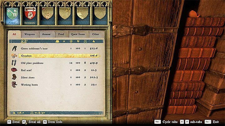 Other ways to get additional gold - How to quickly gain money in Kingdom Come Deliverance? - FAQ - Kingdom Come Deliverance Game Guide