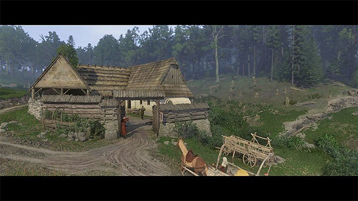The main goal of this quest is to have supplies deliveries for your village - Supplies - side quest in Kingdom Come From the Ashes walkthrough - Walkthrough - Kingdom Come Deliverance Game Guide