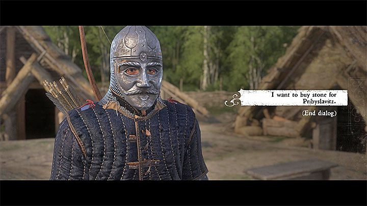 Placing Traders house unlocks the second part of this quest - Supplies - side quest in Kingdom Come From the Ashes walkthrough - Walkthrough - Kingdom Come Deliverance Game Guide