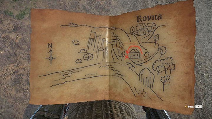 The treasure map XVII can be bought from Huntsman Berthold who can be found in Rattay - Treasure XVII | Treasure maps in Kingdom Come Deliverance - Treasure maps - Kingdom Come Deliverance Game Guide