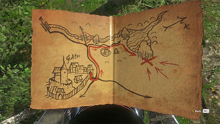 Treasure map XX can be bought from Charlatan - Treasure XX | Treasure maps in Kingdom Come Deliverance - Treasure maps - Kingdom Come Deliverance Game Guide