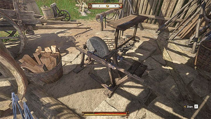 The only solution is to find an item similar to the one that was worn out - Starting tips for Kingdom Come Deliverance - Basics - Kingdom Come Deliverance Game Guide
