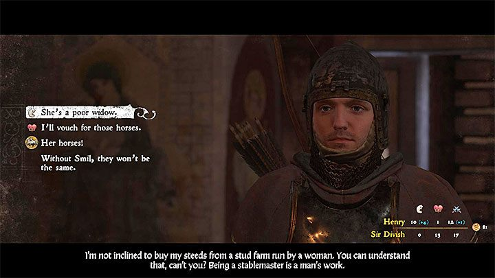 You can start this quest after completing The Hunt Begins main quest during which you run an investigation on a bandits attack on Neuhof - Neuhof | Side quests in Kingdom Come Deliverance - Side quests - Kingdom Come Deliverance Game Guide