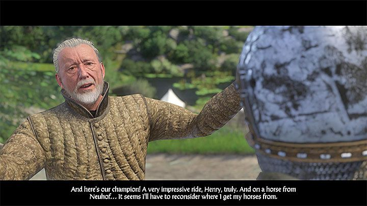 This quest can have a few different endings - Neuhof | Side quests in Kingdom Come Deliverance - Side quests - Kingdom Come Deliverance Game Guide