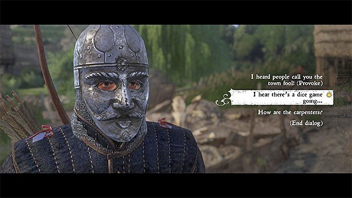 There are few ways to complete this quest - How to betray your friends in the quest Gallows Brothers - Judas trophy guide? | Achievements & trophies - Achievements and trophies - Kingdom Come Deliverance Game Guide