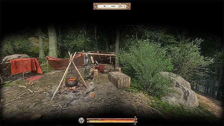 This is a difficult goal of the mission, as it implicitly forces an attack on one of the Cuman camps marked on the world map - How to betray your friends in the quest Gallows Brothers - Judas trophy guide? | Achievements & trophies - Achievements and trophies - Kingdom Come Deliverance Game Guide