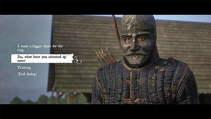 A Rock and a Hard Place can be unlocked just after finishing side quest Besmirched - How to betray your friends in the quest Gallows Brothers - Judas trophy guide? | Achievements & trophies - Achievements and trophies - Kingdom Come Deliverance Game Guide