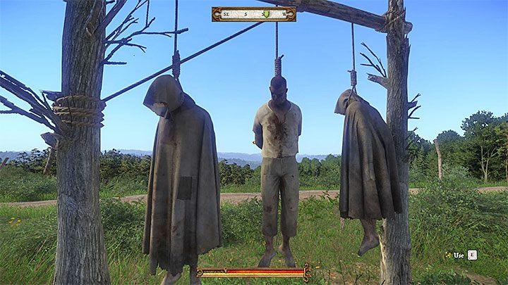 Return to Inn in the Glade - How to betray your friends in the quest Gallows Brothers - Judas trophy guide? | Achievements & trophies - Achievements and trophies - Kingdom Come Deliverance Game Guide