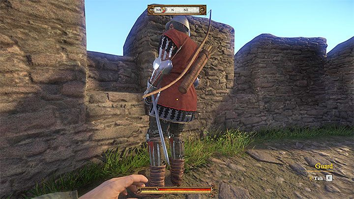 3 - How to acquire a good armor at the beginning in Kingdom Come Deliverance? - FAQ - Kingdom Come Deliverance Game Guide