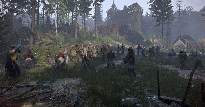 2 - How to prepare for bigger battles and act during them? - FAQ - Kingdom Come Deliverance Game Guide
