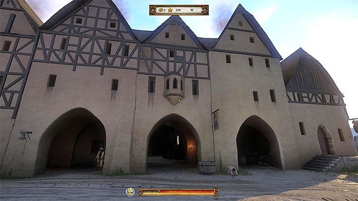 Rathaus is one of the most important places in Rattay - Why is the Rattay rathaus closed in Kingdom Come Deliverance? - FAQ - Kingdom Come Deliverance Game Guide